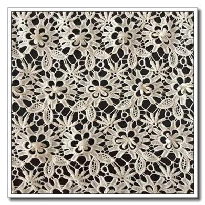 Cotton/Nylon/Fancy Fabric/ Chemical Lace for Garment Fabric
