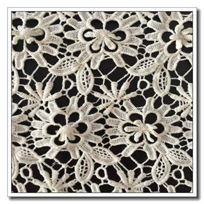 Giselle Stretch Floral Lace 58 Inch Wide Fabric by the Yard