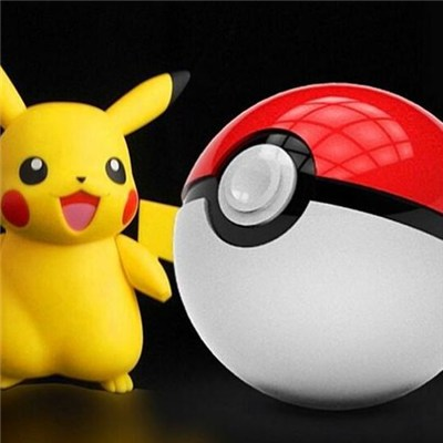 2016 Hot New Pokemon Go Power Bank For Moblie Phone 12000mah Pokeball Portable Charger