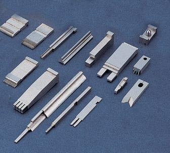 Precision mold parts processing plants
