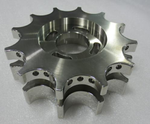 Stainless steel machinery CNC machining