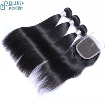 Large Stock Tangle Free No Shedding Virgin Remy Brazilian Hair Lace Closure Any Texture All Selling