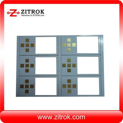 Multilayer Metal Core Pcb Etching Prototype Fabrication Manufacturing Process