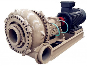 centrifugal sand pumping machine from China