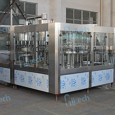 Monoblock 3 In 1 Drinking Water Filling Machine or Equipment