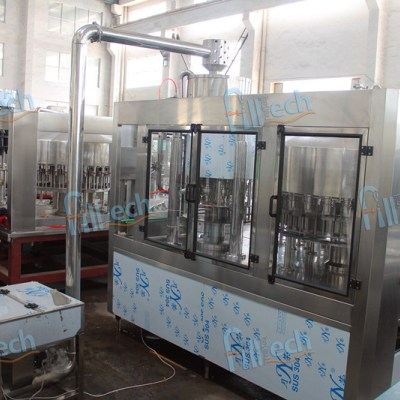 CGF24-24-8 Model Mineral Water Plant