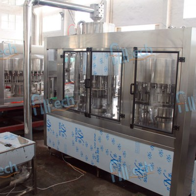 New Technology Automatic Bottled Drinking Water Plant In China