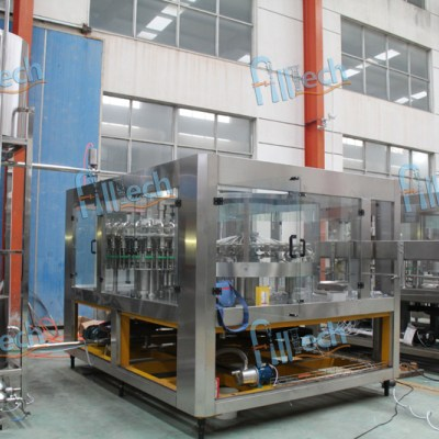 High Quality Automatic Drinking Water Filling Machine For Small Factor