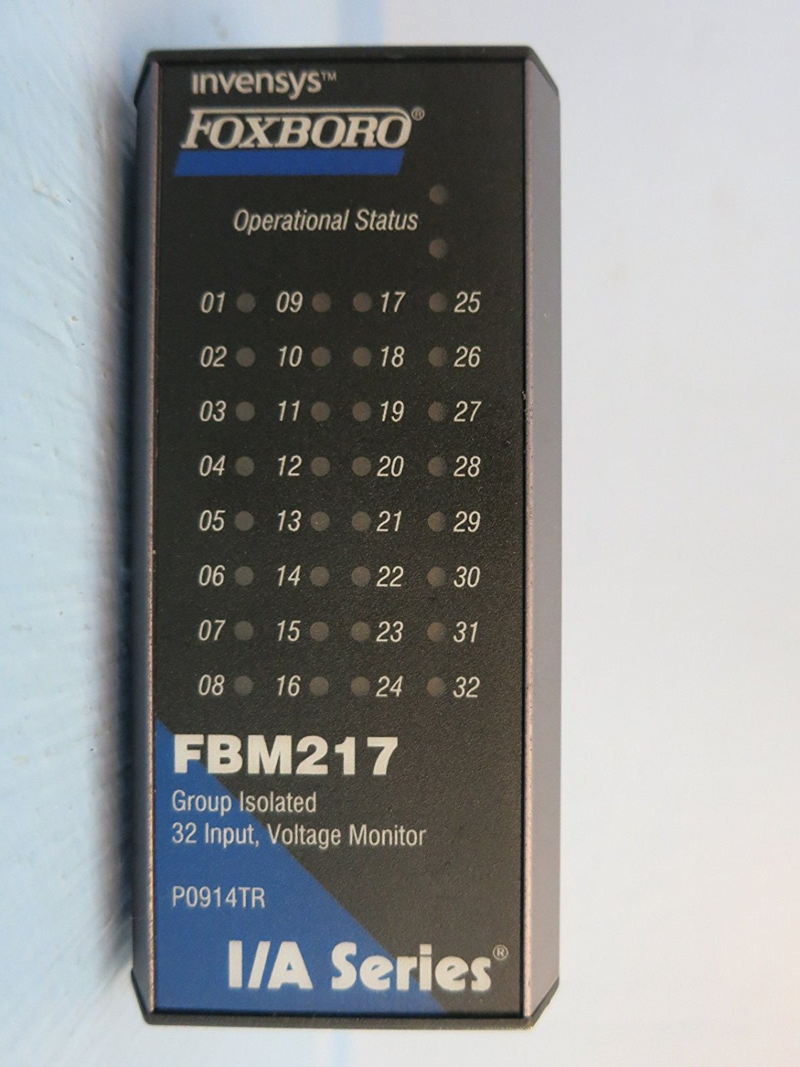 FOXBORO FBMSVH power amplifier card