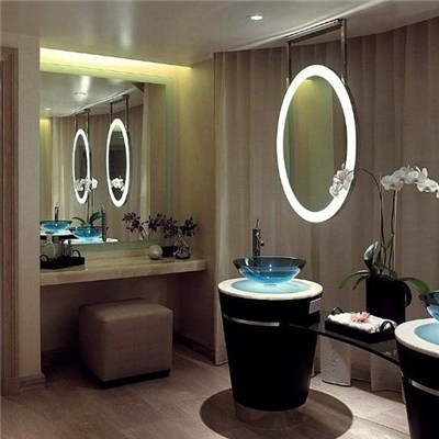 Modern Fog Free Bluetooth Bathroom LED Backlight Mirror