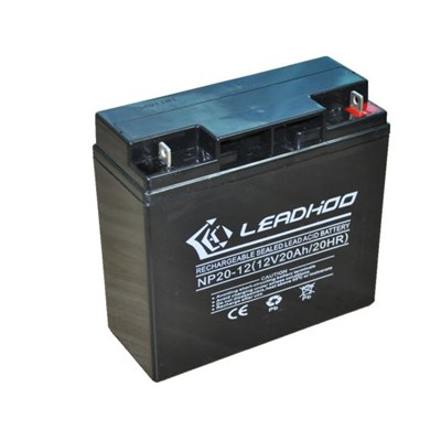 12V20Ah 12V AGM Sealed Lead Acid Battery