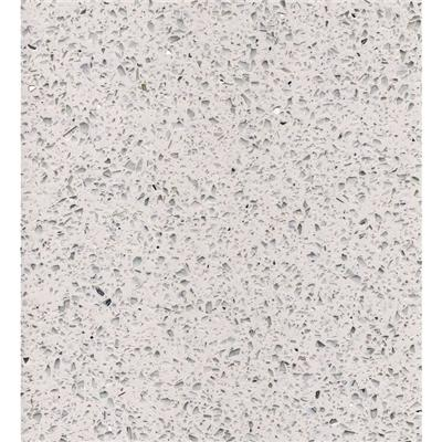 White Gray Solid Surface Quartz Stone Countertops