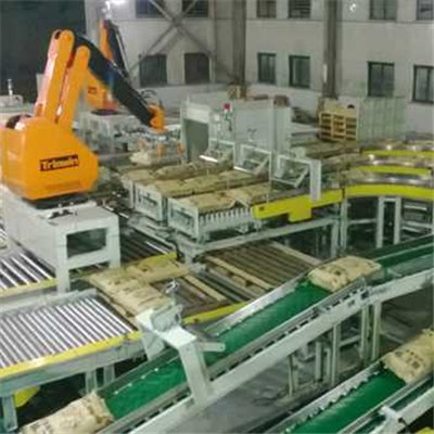Automatic Woven Bag Packaging Machine