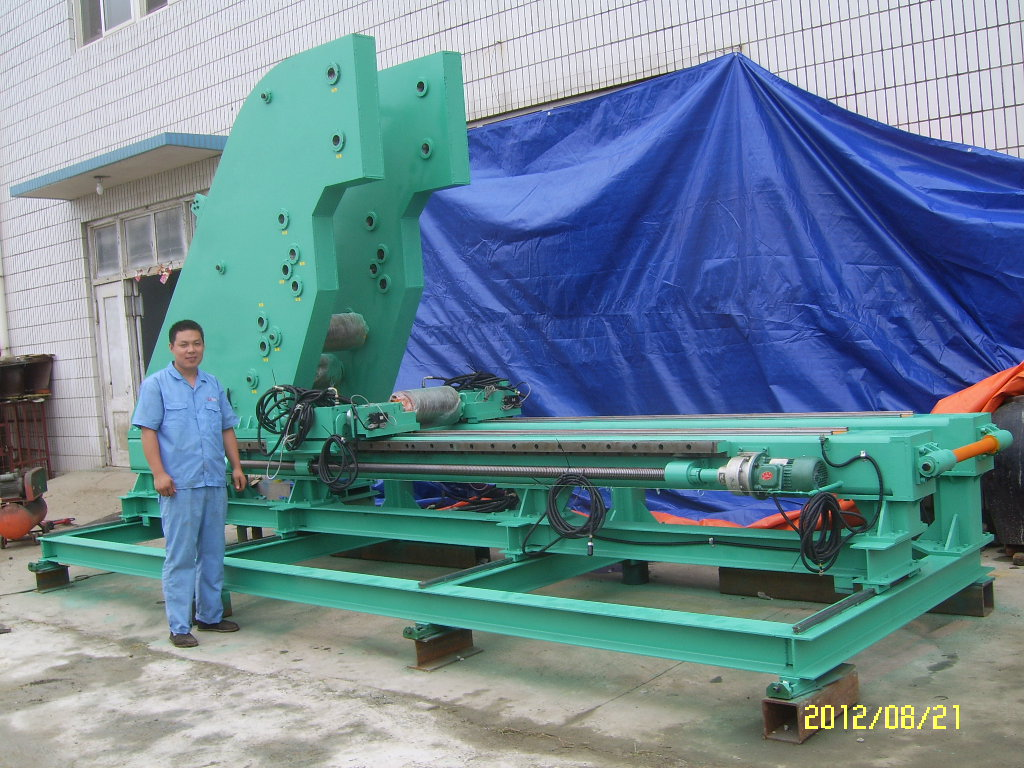 Conveyor belt Dynamic joint durability test machinery