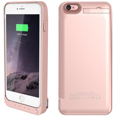 8200mAh Real Capacity Backup Battery Charger Case For iPhone
