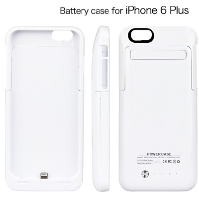 4200mAh Real Capacity Backup Battery Charger Case For iPhone