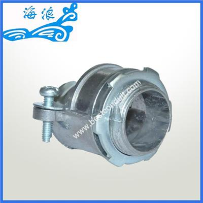 Standard Garden Coupling Zinc Plated Stainless Steel Hose Connector