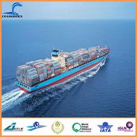 Ocean Freight shipping from China Vietnam Cambodia to USA Door to Door service
