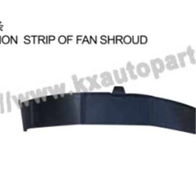 Isuzu D-max Connection Strip Of Fan Shroud