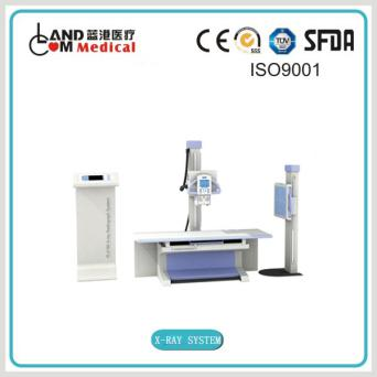 LCD Touch Screen High Frequency Radiography X-ray Machine