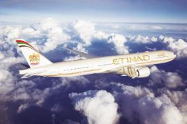 Etihad Crystal Cargo Economic Flight Air Cargo EY Airways Middle East Leading Airlines