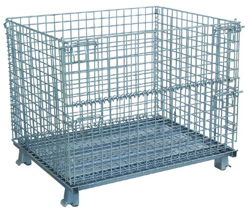Wire mesh storage container supplier in China