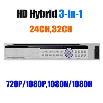 Hybrid 32 Channel DVR