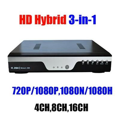 Hybrid 16 Channel DVR