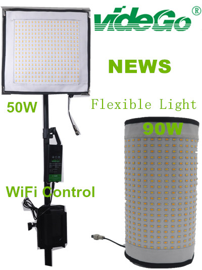 Flexible LED Video Light