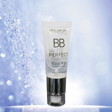 BB/CC Cream Tube Packaging Of  Plastic Cosmetic Tube