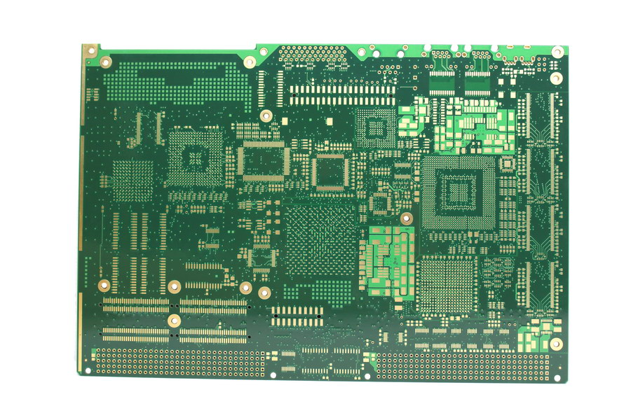 12-layer High-tech Multilayer Printed Circuit Boards (PCB) Quick turn