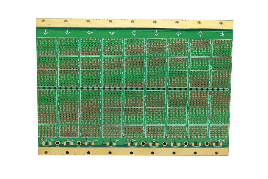 14-layer Printed Circuit Board, Thick circuits boards company