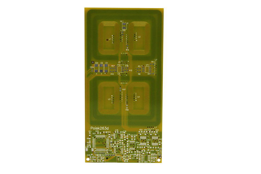 8-Layer Winding Coil Boards manufacturer (PCBs)