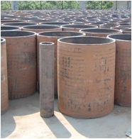 cast basalt reduce pipe and cylinder for ash and sulrry