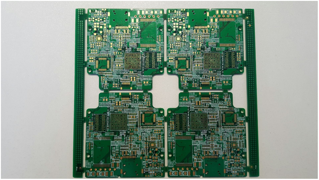 Immersion Gold (ENIG, NiAu) Printed Circuit Boards (PCB)