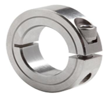 One-Piece Threaded Clamping Collar,One-Piece Threaded Clamping Collar Recessed Screw