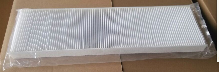 bus cabin air filter-Hebei jieyu bus cabin air filter sell well in European and American market