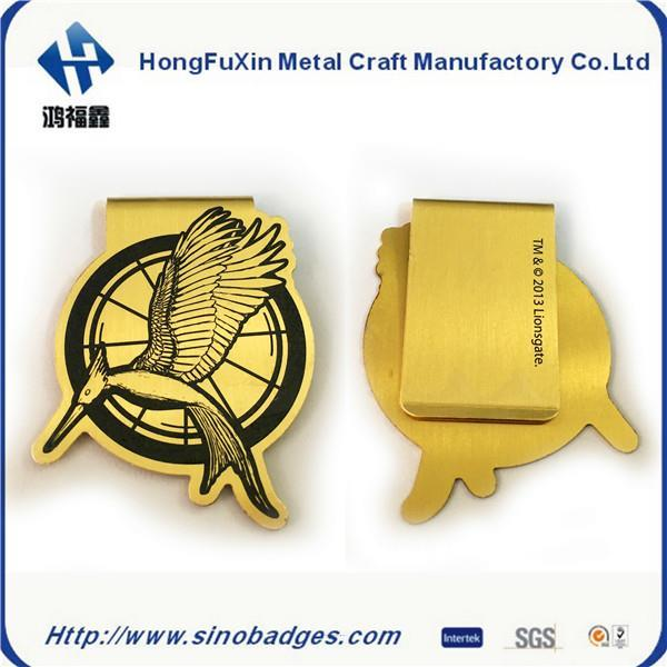 HongfuxinSteel Melting Memorialization Badge