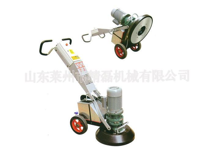 MP-1700 small volume simple structure ground polishing mill
