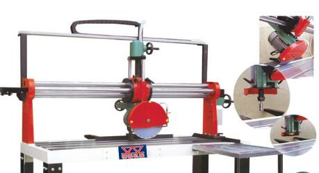Portable universal light-duty cutting machine