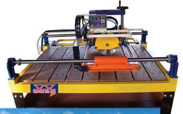 Universal bidirectional portable cutting machine