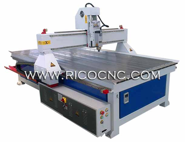 3D Wood Carving CNC Router Woodworking Machine