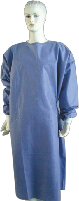 Surgical infection prevention product, safety and comfortable SMS SURGICAL GOWN, can  minimise cross-infection during surgery