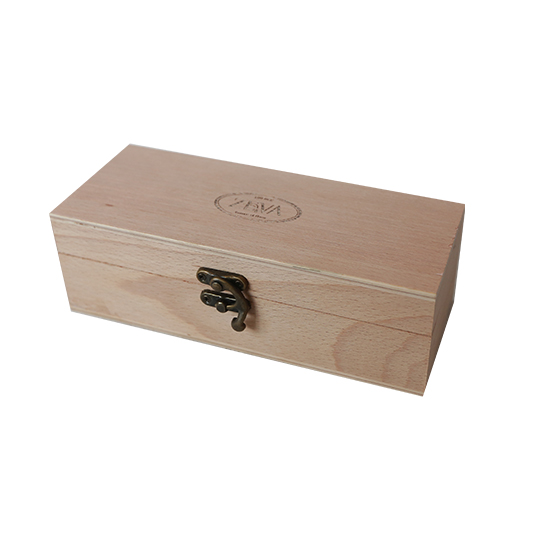 New design  pine wooden packaging box for gift tea and jewelry