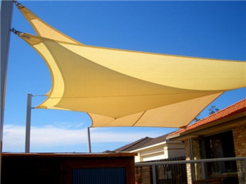 PE with UV treated high quality protect from sunshine shade sail/shading cloth for car packing lot,swimming pool