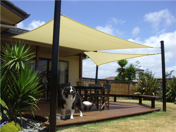 Hot sales new HDPE with UV treated sun shde net sun shade sail used for outdoor,back yard