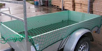 PP material good quality cargo net/trailer net/ truck cover/for truck