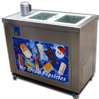 BPZ-8 mold Commercial use of Supeediness Popsicle Machine