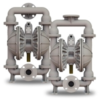 Versa-Matic Air-operated Double Diaphragm Pump