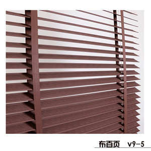 a new material top quality cloth venetian blinds